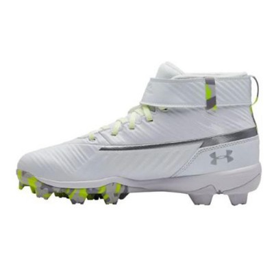 85f2302389c Tap to Zoom  Grade School Boys  Under Armour Harper 3 Mid RM Jr. Rubber  Molded Baseball Cleats