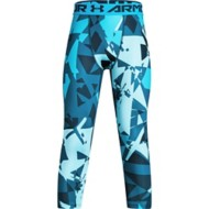 Youth Boys' Under Armour 3/4 Novelty Legging