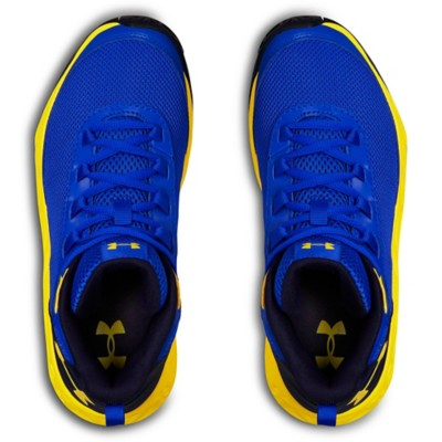 Grade School Boys' Under Armour Jet 2018 Basketball Shoes