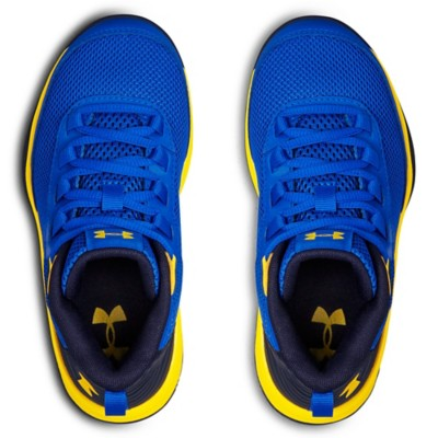Preschool Boys' Under Armour Jet 2018 Basketball Shoes