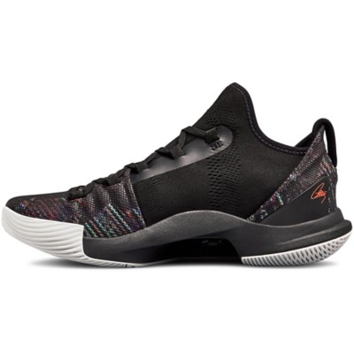 81dbae465a25 Images. Previous. Grade School Under Armour Curry 5 Basketball Shoes