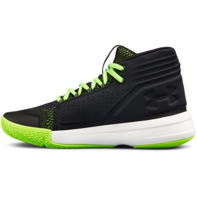 Grade School Boys' Under Armour Torch Mid Basketball Shoes
