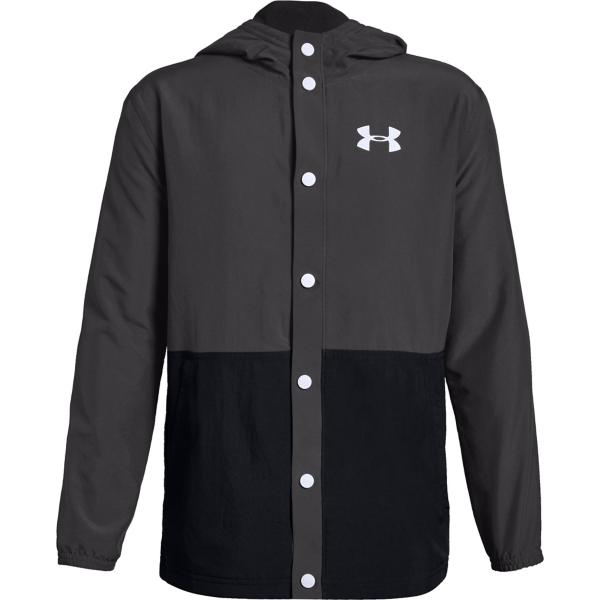 dfd2231a1cf5 Charcoal Tap to Zoom  Grade School Boys  Under Armour Phenom Coaches Jacket
