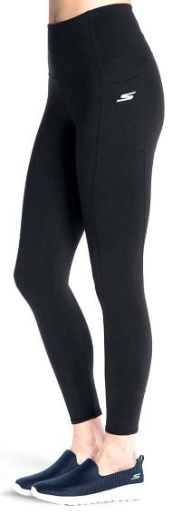Women's Skechers Go Walk Go Flex Backbend 7/8 High waist legging