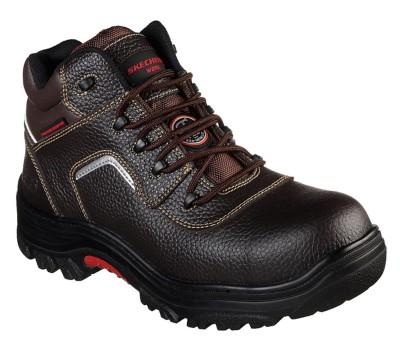 Men's Skechers Burgin-Sosder Work Shoe