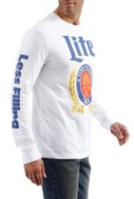 Men's Lucky Brand Miller Lite Long Sleeve Shirt