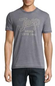 Men's Lucky Brand Jeep T-Shirt