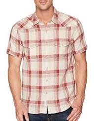 Men's Lucky Brand Classic Plaid Shirt