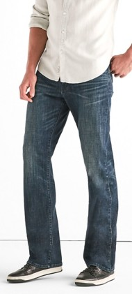 Men's Lucky Brand 181 Relaxed Straight Jean