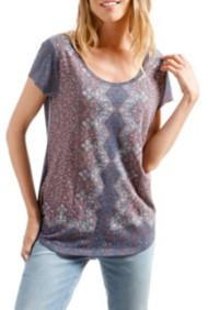 Women's Lucky Brand Allover Print T-Shirt