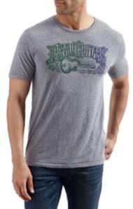 Men's Lucky Brand Nashville Guitar Short Sleeve Graphic T-Shirt