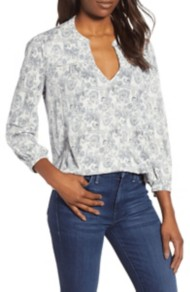 Women's Lucky Brand Peasant Top