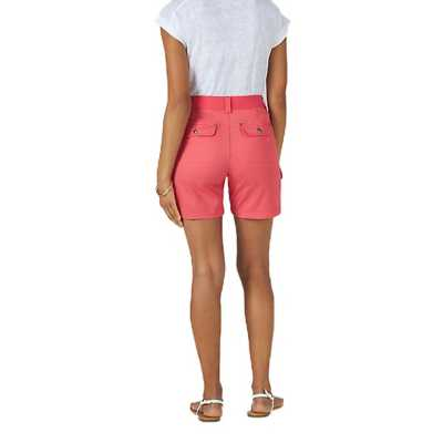 Women's Lee Flex To Go Relaxed Fit Cargo Shorts