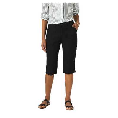 Women's Lee Flex-To-Go-Relaxed Fit Utility Capri