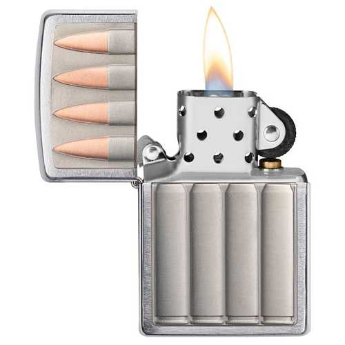 Zippo Bullets Windproof Lighter
