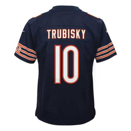 Kids' Nike Chicago Bears Mitchell Trubisky Game Jersey