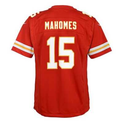 Kids' Nike Kansas City Chiefs Patrick Mahomes Game Jersey