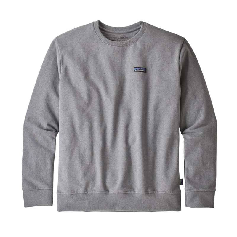 Men's Patagonia P-6 Label Uprisal Crew Sweatshirt