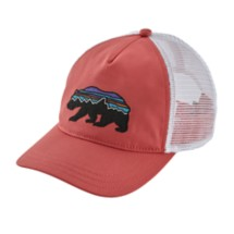 Women's Patagonia Fitz Roy Bear Layback Trucker Hat