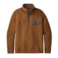 Men's Patagonia Organic Cotton Quilt Snap-T Pullover