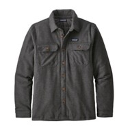 Men's Patagonia Insulated Fjord Flannel Jacket