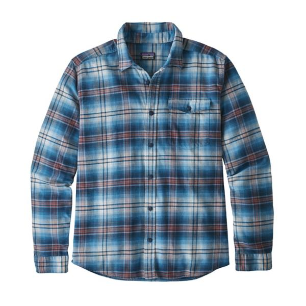 3d623268d51 ... Men s Patagonia Lightweight Fjord Flannel Shirt Tap to Zoom  Bad Ombre   Lumi Blue