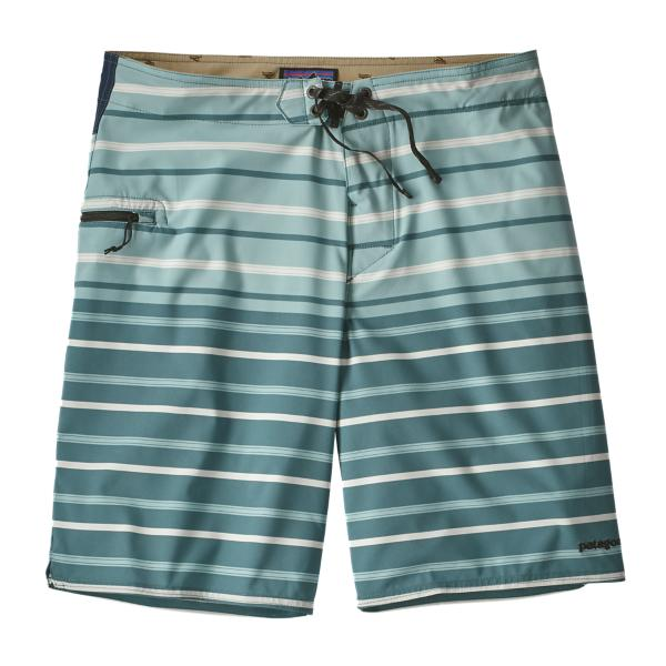 a3012affa8 Steady Stripe Fade: Shadow Blue Tap to Zoom; Men's Patagonia Stretch  Planing 20 in. Boardshort