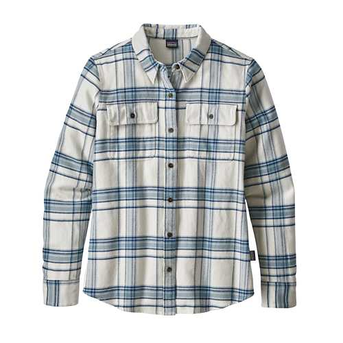 Women's Patagonia Long Sleeve Fjord Flannel Shirt