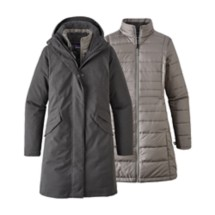 Women's Patagonia Vosque 3-in-1 Parka