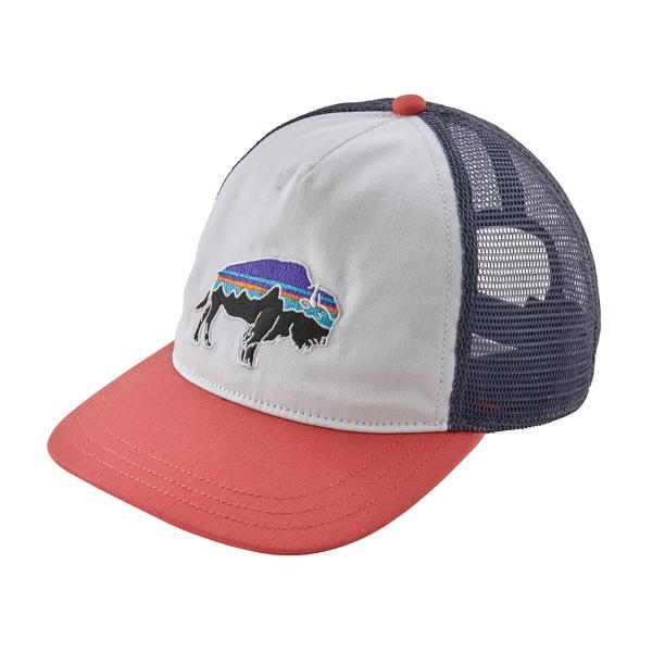 59a936fd4dbef Women's Patagonia Fitz Roy Bison Layback Trucker Hat