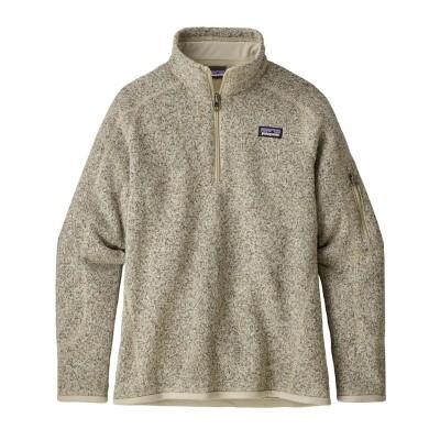 Grade School Girls' Patagonia Better Sweater 1/4 Zip