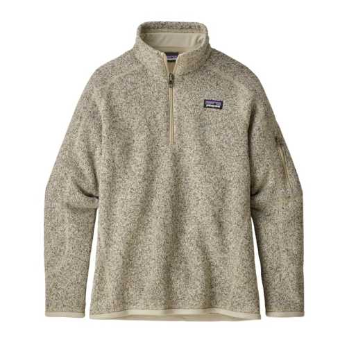 Girls' Patagonia Better Sweater 1/4 Zip