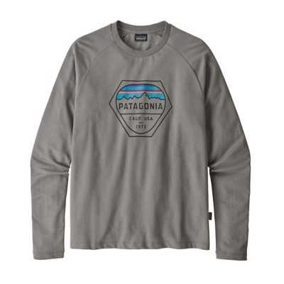 Men's Patagonia Roy Hex Lightweight Crew Sweatshirt