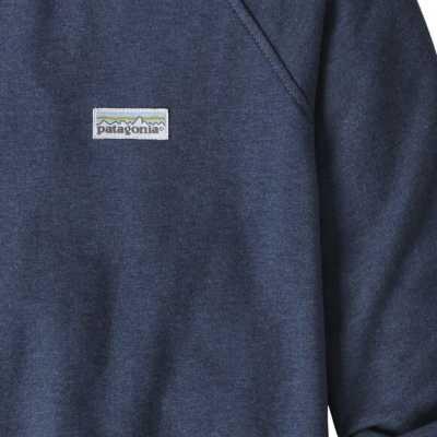 Women's Patagonia Pastel P-6 Label Ahnya Crew Sweatshirt