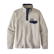 Women's Patagonia Organic Cotton Quilt Snap-T Pullover
