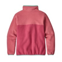 Grade School Girls' Patagonia Lightweight Synch Snap-T Pullover