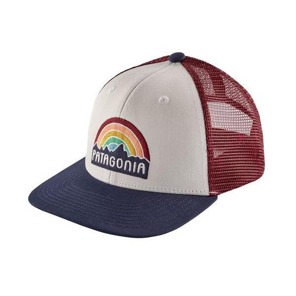 Fitz Roy Rainbow: White