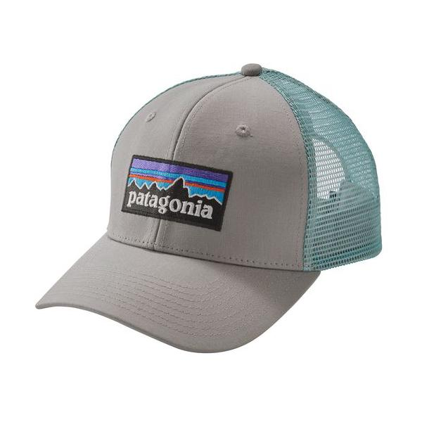 d0120d0db Men's Patagonia P-6 Logo Trucker Hat