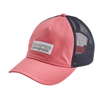 Women s Patagonia Pastel P-6 Label Layback Trucker Hat  a146f071a