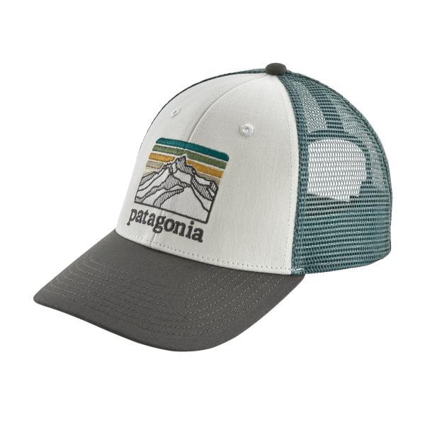 Patagonia Line Logo Ridge LoPro Trucker Hat 41da43768c6