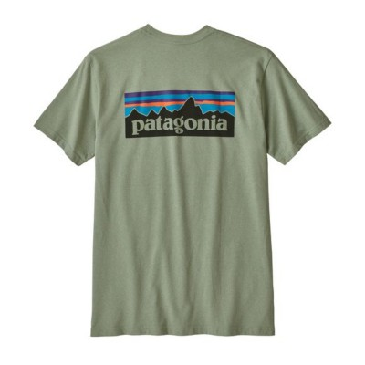 Men's Patagonia P-6 Logo Responsibili-T-Shirt