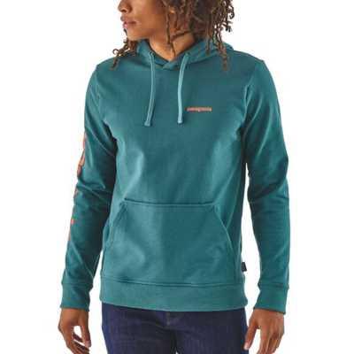 Men's Patagonia Text Logo Uprisal Hoodie
