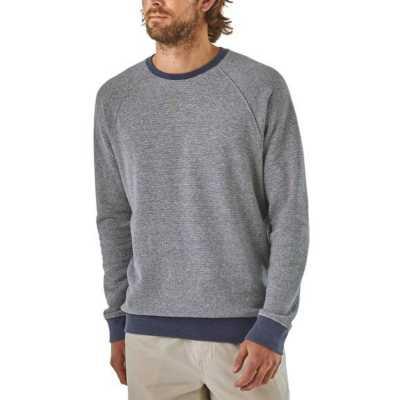 Men's Patagonia Trail Harbor Crewneck Sweatshirt