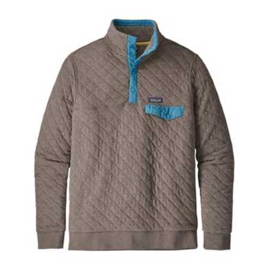 Men S Patagonia Organic Cotton Quilt Snap T Pullover