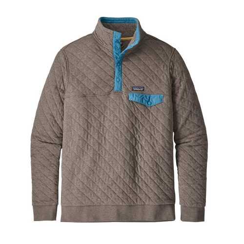 Men's Patagonia Organic Cotton Quilt Snap-T Pullover