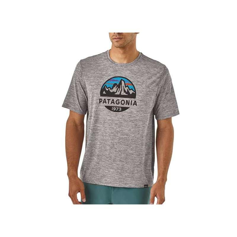Men's Patagonia Capilene Cool Daily Lightweight Short Sleeve T-Shirt