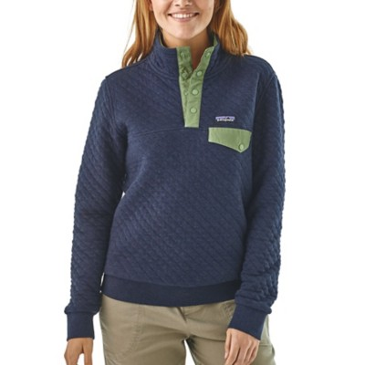 Women S Patagonia Organic Cotton Quilt Snap T Pullover