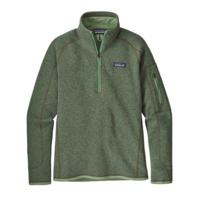 Women's Patagonia 1/4 Zip Better Sweater