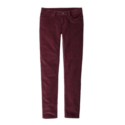 Women's Patagonia Fitted Corduroy Pant
