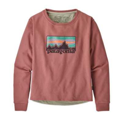 Women's Patagonia Solar Rays '73 Uprisal Crew Sweatshirt